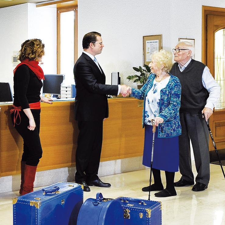 Services hôteliers